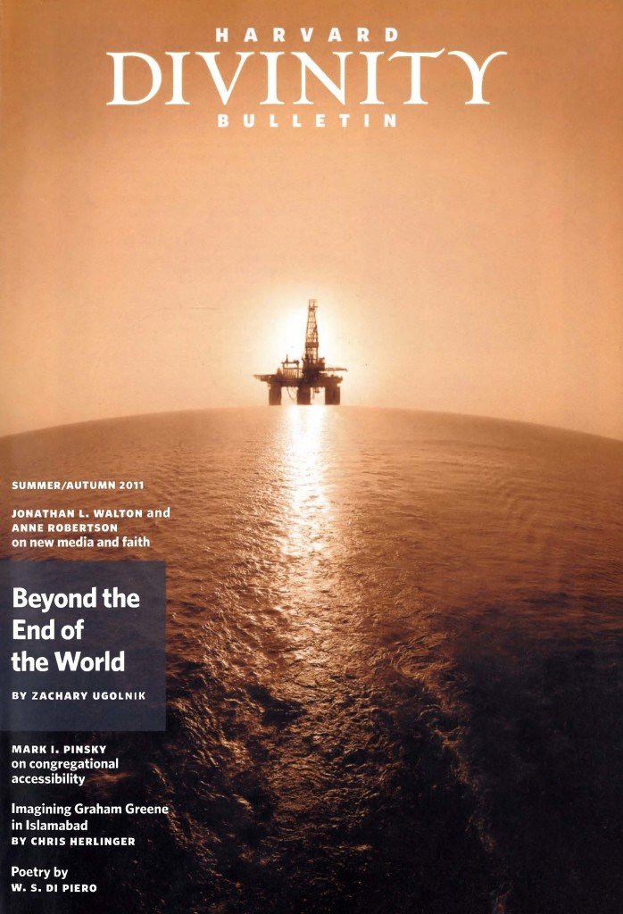 Beyond the End of the World: My Time on an Offshore Oil Platform